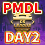 【PMDL DAY2】韓国CHATTERS GEARが3ドン勝の大爆発、日本はFOR7とLAG GAMINGが巧みなドン勝【PUBG MOBILE DS LEAGUE】