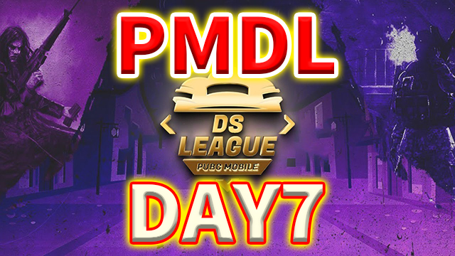 【PMDL DAY7】難しい安置で日本チームトップはREJECT、BC SWELLは最終日に上位返り咲きを狙う【PUBG MOBILE DS LEAGUE】